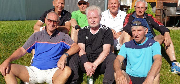 Herren 60 beenden Nordliga-Saison erfolgreich