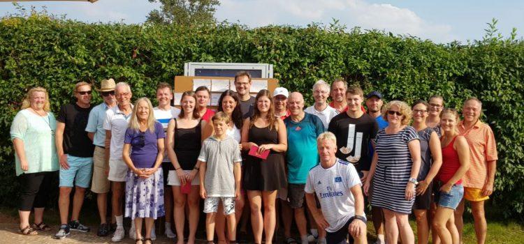 Tennis-Einzel-Vereinsmeisterschaften beim TV Fortuna Glückstadt