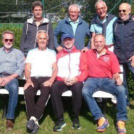 Herren 70: Landesliga, wir kommen