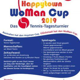 WoMan-Cup am 30. Juni 2019